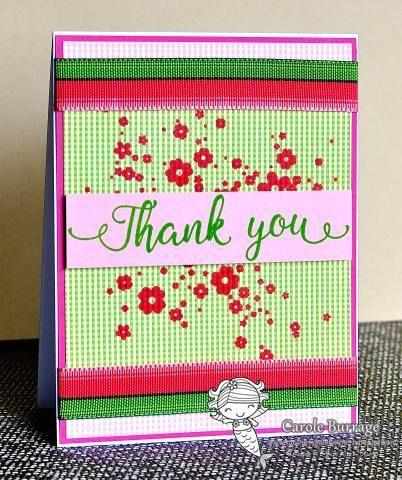 Your Next Stamp Clear Stamps 4x4 - Whatnot Sentiments