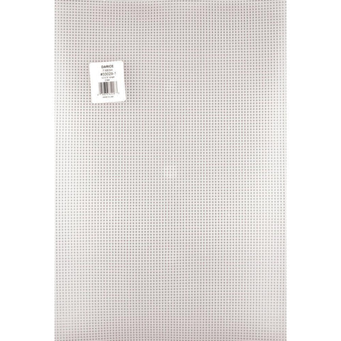 Darice Plastic Canvas 7 Count 12 inch X18 inch Clear