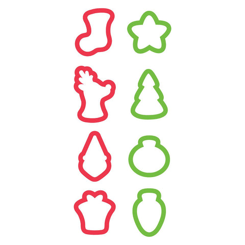 Sweet Sugarbelle Mini Cookie Cutters - Very Merry