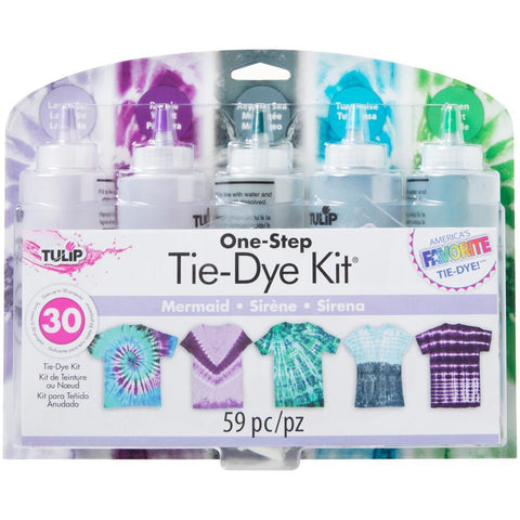 Tulip One-Step Tie-Dye Kit 5-Colour - Mermaid