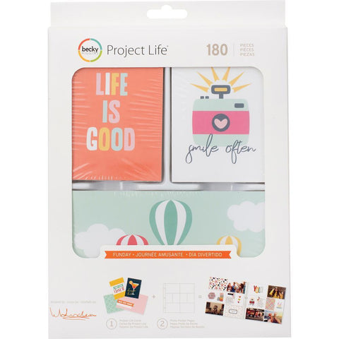 Project Life Value Kit 180 pack Funday