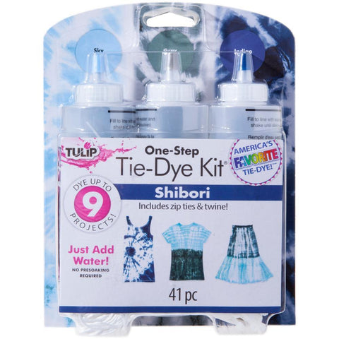 Tulip One-Step Tie-Dye Kit 3-Colour - Shibori