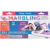 Tulip Marbling Fabric Dye Kit - Primary