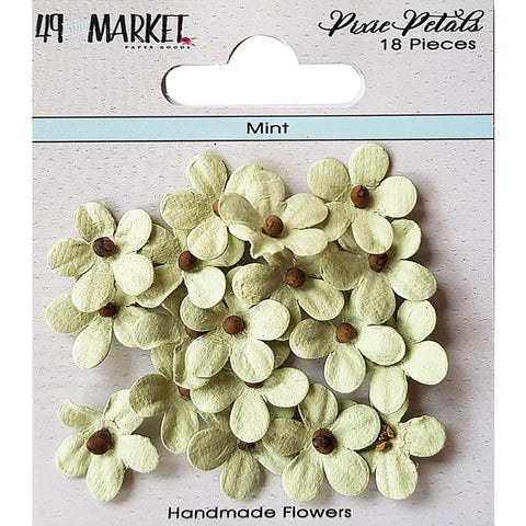 49 And Market Pixie Petals 18 pack - Mint