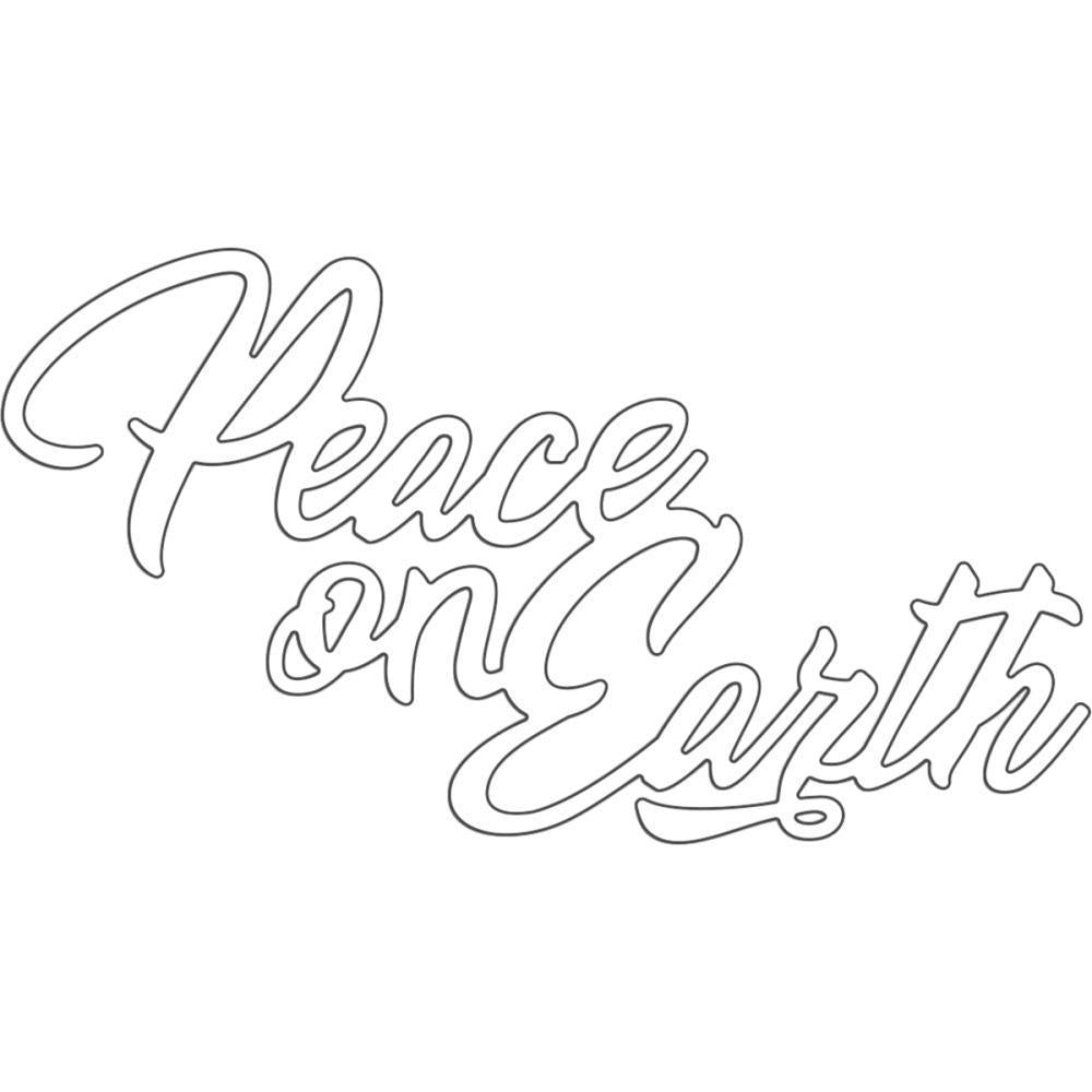 Penny Black Creative Dies Peace