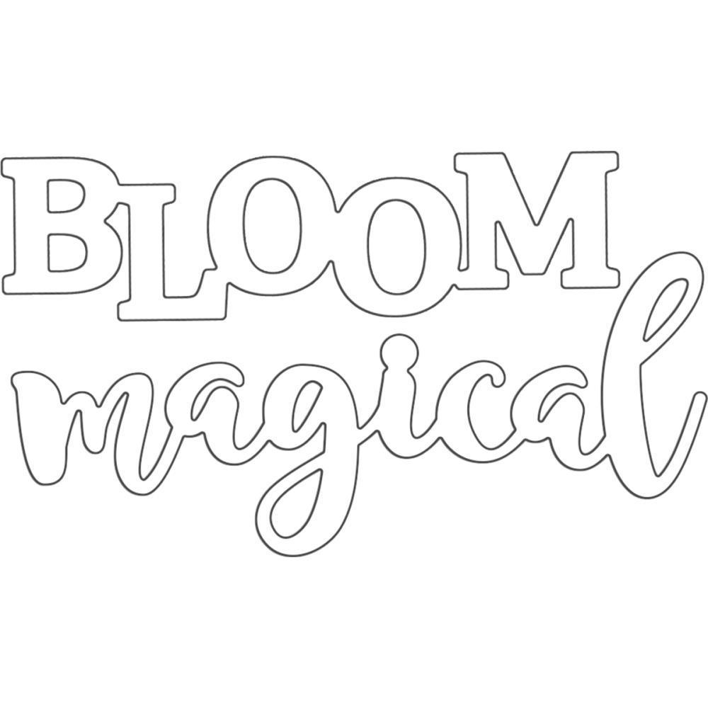Penny Black Creative Dies - Bloom Magical