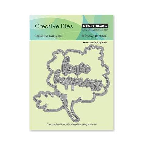 Penny Black - Creative Dies Dreams 4.4 inch X4.5 inch
