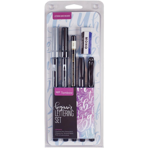 American Tombow - Beginner Lettering Set
