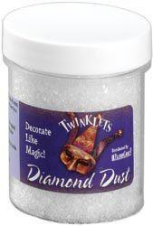 Floracraft - Twinklets Diamond Dust 3 Ounces - Iridescent