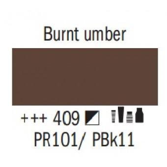 Talens Amsterdam Acrylic Ink 30ml - BURNT UMBER - 409