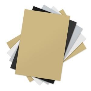 Sizzix Inksheets - 4In.  X 6In.  Transfer Film 5 Assorted Sheets