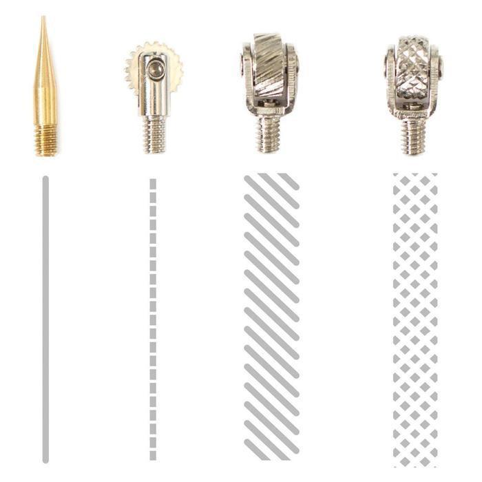 We R Memory Keepers - Fuse Tool Tips (4 Pk)