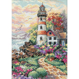 Dimensions/Gold Petite Counted cross-stitch Kit 5in x 7in Beacon At Daybreak (18 Count)