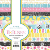 BoBunny Single-Sided Paper Pad 6 inch X6 inch 36 pack - Summer Mood, 12 Designs/3 Each