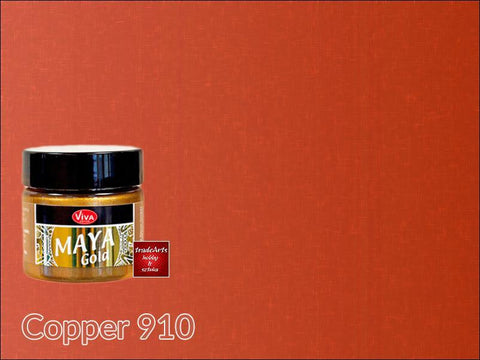 Viva Decor Maya Gold 45ml - Copper