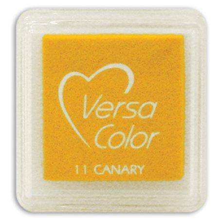 VersaColor Pigment Mini Ink Pad - Canary