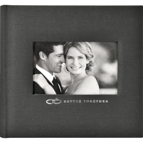 MBI 2-Up Photo Album 9.5x8.5inch - Better Together