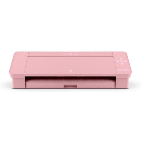 Silhouette Cameo 4 Electronic Cutter  - Pink