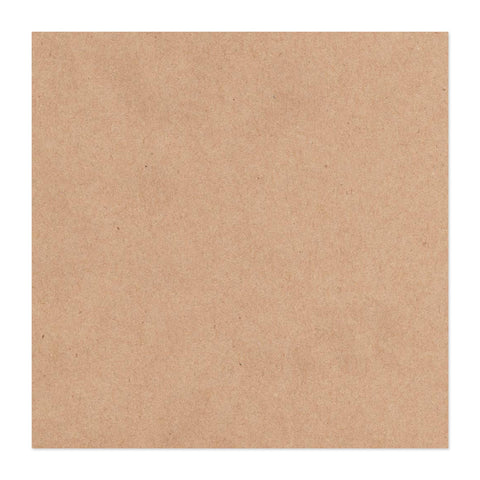 Kaisercraft - Smooth Cardstock 12in x 12in - Kraft