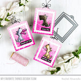 My Favorite Things Stamps - Pups & Kisses