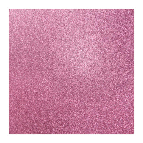 Kaisercraft - Glitter Cardstock 12in x 12in - Candy