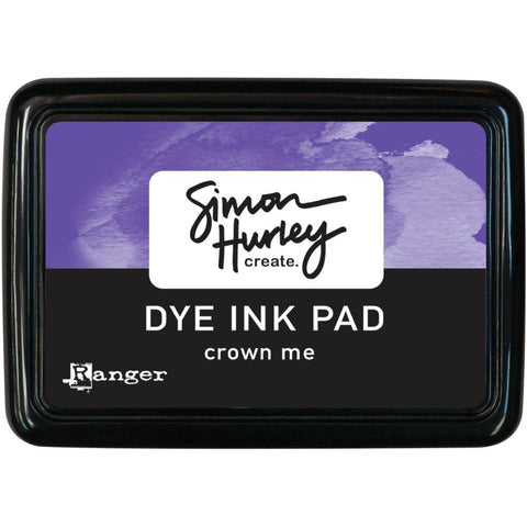 Simon Hurley create. Dye Ink Pad - Crown Me
