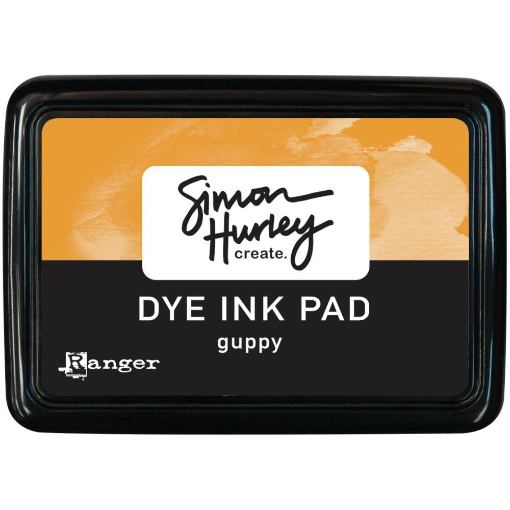 Simon Hurley create. Dye Ink Pad - Guppy