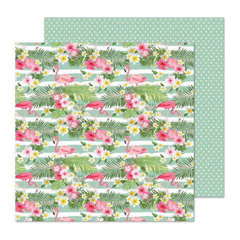Kaisercraft - Sun kissed Collection 12in  x 12in  Double Sided Paper - Paper Mojito