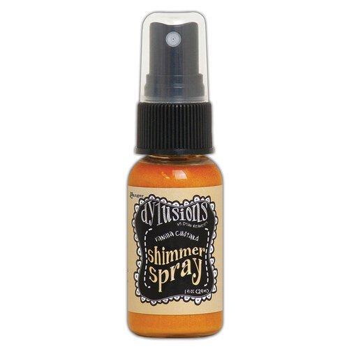Dylusions Shimmer Sprays 1oz - Vanilla Custard