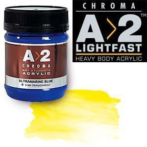 Chroma A2 Cad Yellow Lt Hue 250Ml
