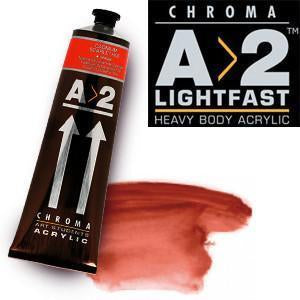 Chroma A2 Light Red Oxide 120Ml