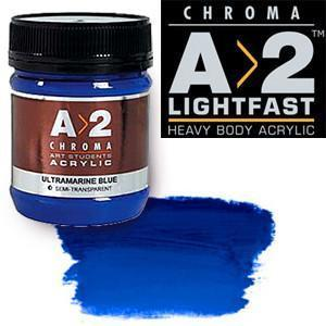 Chroma A2 Pthalo Blue 250Ml