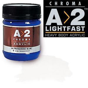 Chroma A2 Titanium White 250Ml