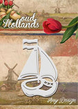 Find It Trading Amy Design Oud Hollands Die Klomp Boot