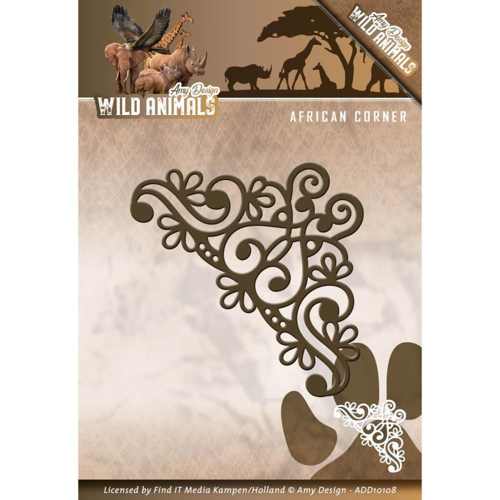 Find It Trading Amy Design Wild Animals Die - African Corner