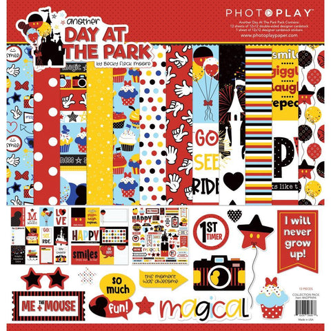 PhotoPlay Collection Pack 12in x 12in - Another Day At The Park