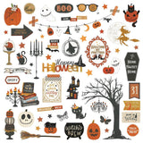 PhotoPlay - All Hallows' Eve Stickers 12x12 inch - Elements