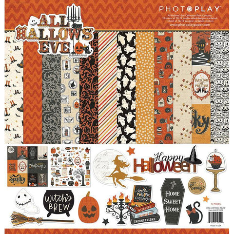 PhotoPlay Collection Pack 12x12 inch - All Hallows' Eve