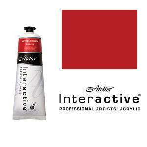 Chroma - Atelier Interactive Napthol Crimson S3 80Ml
