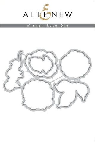Altenew Die Set - Winter Rose