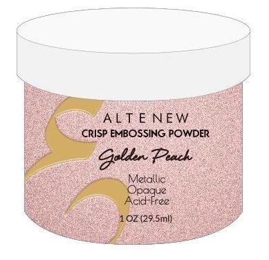 Altenew Embossing Powder - Golden Peach Crisp