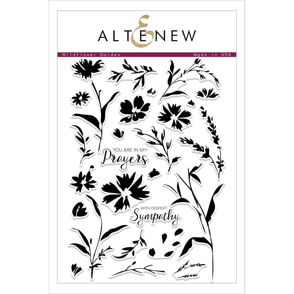 Altenew Stamps - Wildflower Garden