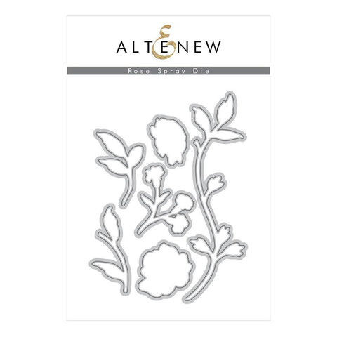 Altenew - Rose Spray Die Set