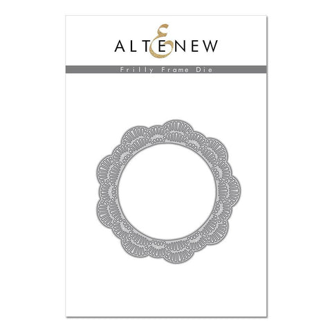Altenew Die Set - Frilly Frame