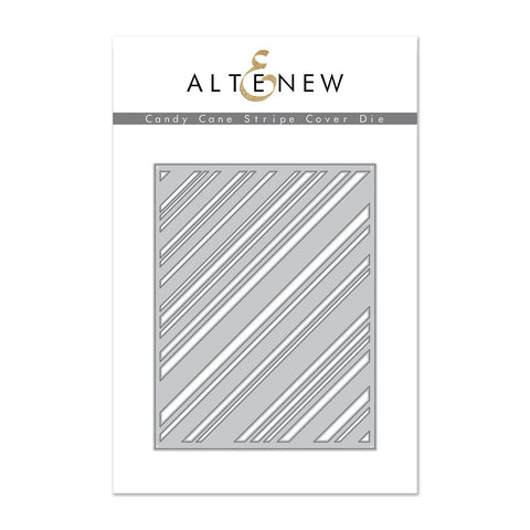 Altenew - Cover Die - Candy Cane Stripe
