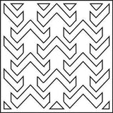 Wow Altamatz Templates - Chevron Flowers *