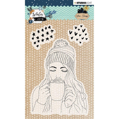 Studio Light Winter Joys Clear Stamps NR. 420