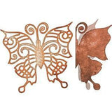Cheery Lynn - Swirly Butterfly With Angel Wing - B536