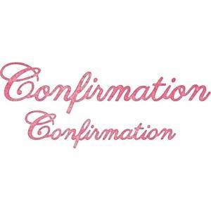 Cheery Lynn - Confirmation (Set Of 2) - B580