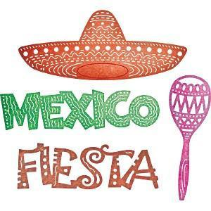 Cheery Lynn Dies - Fiesta Set (Set Of 4) - B642